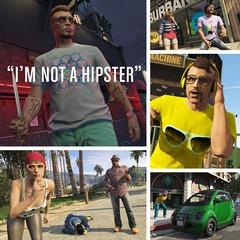« Hipster toi-même »