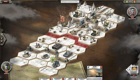 Panzer General Online - Ouverture des hostilités sur Panzer General Online