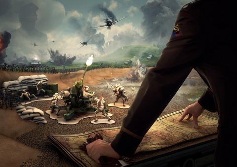 Panzer General Online - Zoom sur Panzer General Online