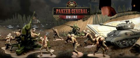 Panzer General Online - Aperçu : zoom sur Panzer General Online