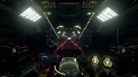EVE Valkyrie - Test - Quand la réalité n'est plus virtuelle sur EVE: Valkyrie - Warzone
