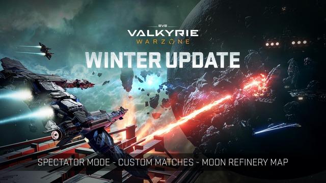Winter Update EVE : Valkyrie