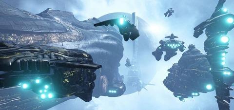 EVE Valkyrie - Après l'Oculus et le PSVR, EVE Valkyrie se lance sur Steam et HTC Vive