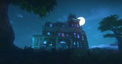 Haunted Mansion by MasonTheBuilder