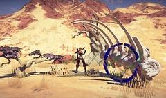 Props - Squelette de dragons