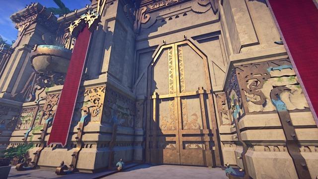 Portail Ogre créé par daGELLO