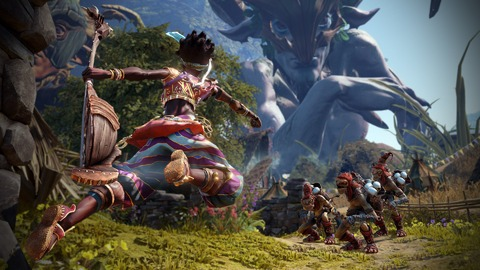Fable Legends - La bêta ouverte de Fable Legends repoussée au printemps 2016