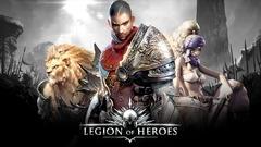 C'est parti pour le MMORPG Legion of Heroes sur Android