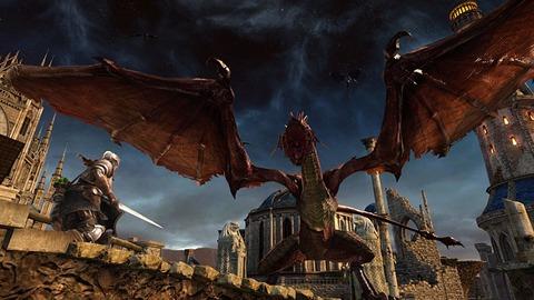 Dark Souls II - Dark Souls II se refait une beauté sur PS4, Xbox One et PC