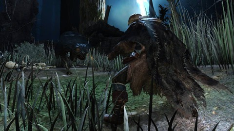 Dark Souls II - Dark Souls II illustre ses serments