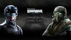 Endwar Online fermera ses portes le 31 octobre