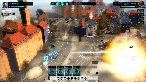 End War Online - EndWar Online ouvre les hostilités en bêta