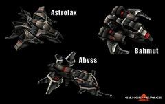 Gangs of Space se découvre en alpha-test