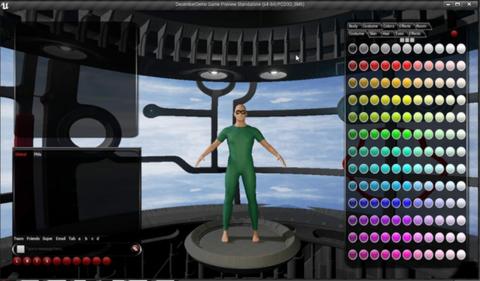 City of Titans - City of Titans illustre l'avancée de son développement