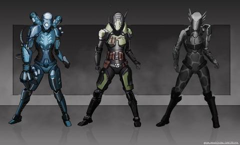 City of Titans - City of Titans reposera sur l'Unreal Engine 4