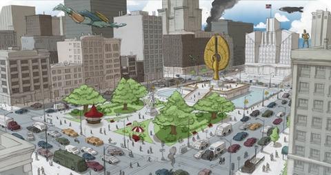 City of Titans - Dixième anniversaire de City of Heroes, sa suite spirituelle se souvient