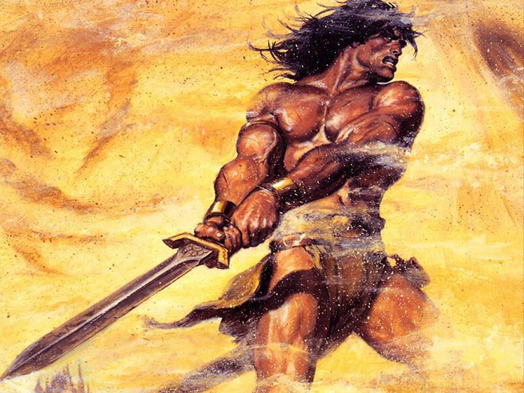 Une série en développement pour Amazon — Conan le Barbare