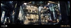 Eidos Montréal annonce Deus Ex Universe
