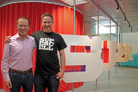 Tencent - Tencent s'offre Supercell pour huit milliards de dollars