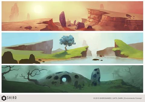 Until Dark - Shiro Games révèle le jeu d'exploration Until Dark