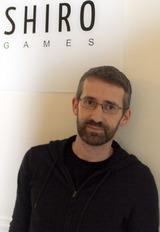 Sébastien Vidal, co-fondateur de Shiro Games (Crédit photo: Rue89)