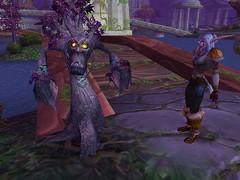 Les joueurs méphitiques réduits au silence dans World of Warcraft Legion