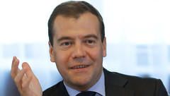 Dmitry Medvedev voudrait un « World of Warcraft russe »