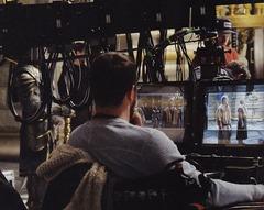 Première photo de tournage du film Warcraft