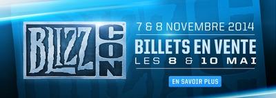 La Blizzcon 2014 est annoncée pour novembre