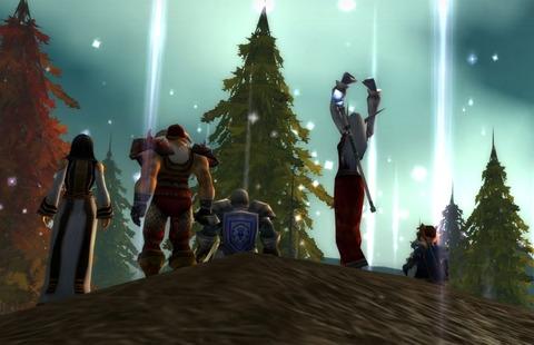 World of Warcraft - Trois serveurs (privés) Nostalrius / Elysium lancés le 17 décembre