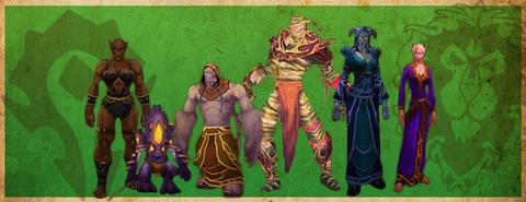 World of Warcraft - Les réputations de Burning Crusade