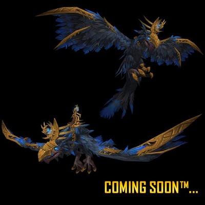 Monture reigns of the dread raven