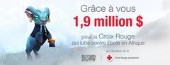 Un familier de World of Warcraft rapporte 1,9 million de dollars, au bénéfice de la Croix Rouge