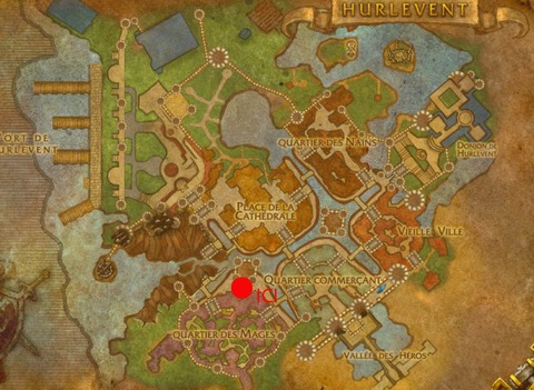 World of Warcraft - Cuisine