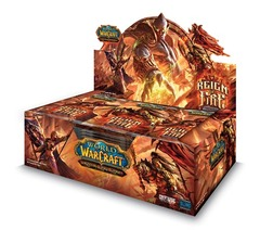World of Warcraft conclut son jeu de cartes à collectionner