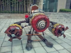 Un fan de World of Warcraft construit son gyrocoptère