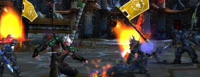 BlizzCon 2013 - Présentation des équipes pour le tournoi PvP World of Warcraft