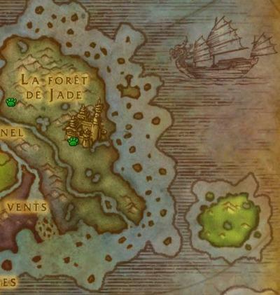 L'Île du temps figé