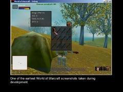 Premières images de World of Warcraft (développement en cours)