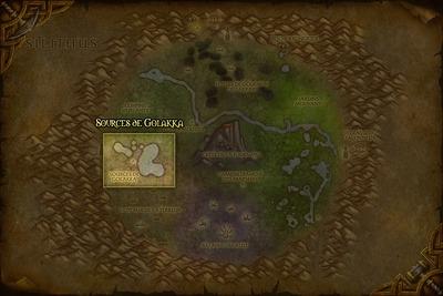 Sources de Golakka