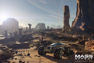 Mass Effect Andromeda affiche ses ambitions