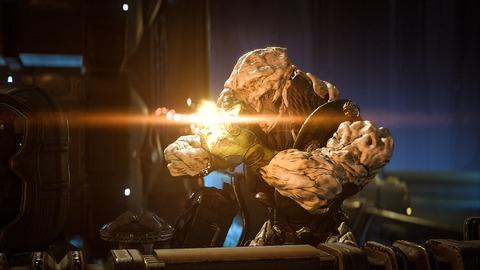 Mass Effect Andromeda - Mass Effect Andromeda précise sa configuration requise