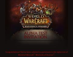 Jeuxonline sur l'alpha de Warlords of Draenor
