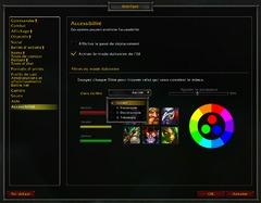 De nouvelles options pour les daltoniens dans World of Warcraft