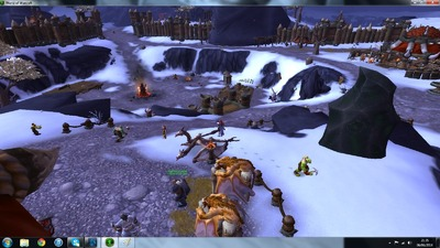 Alpha Warlords of Draenor: premiers pas
