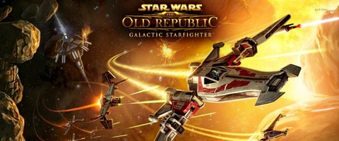 Star Wars The Old Republic: Galactic Starfighter