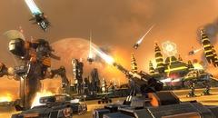 Le jeu de stratégie Etherium en images