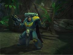 Warhammer 40 000 - Space Wolf s'annonce en vidéo