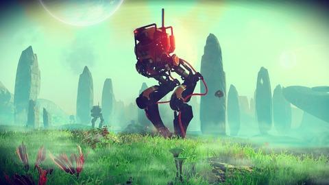 No Man's Sky - Une sortie de No Man's Sky datée simultanément sur PS4 et PC