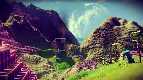 No Man's Sky - No Man's Sky s'annonce sur Steam... et philosophe sur la mort
